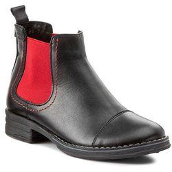 Sztyblety - 62/08 m czarny czerwony marki Zarro