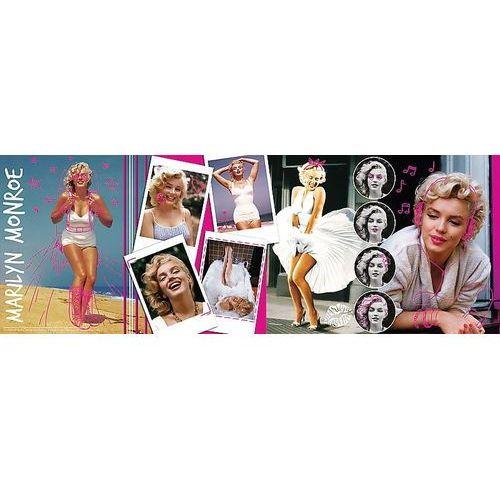 Puzzle 500 Marilyn Monroe - kolaż TREFL, 1_679130