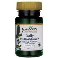 Swanson Daily Multi-Vitamin 30 kaps.