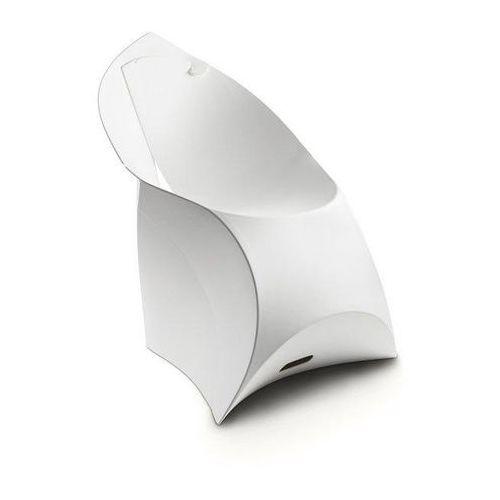 Krzesło Flux białe, kolor biały
