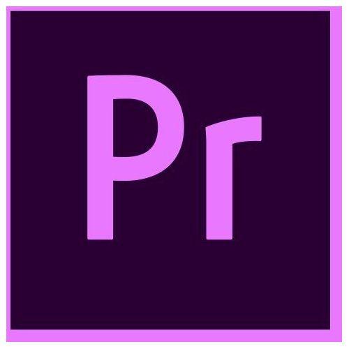 Adobe Premiere Pro CC MULTILANGUAGE (1 urządzenie) EDU