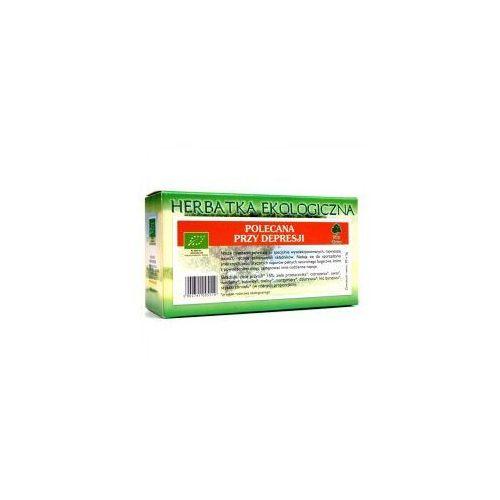Herbata Antydepresyjna fix BIO 20*2g DARY NATURY