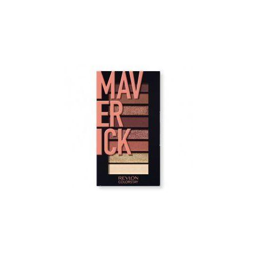 Revlon Colorstay Look Book, paleta cieni, 930 Maverick, 3,4g - Super oferta