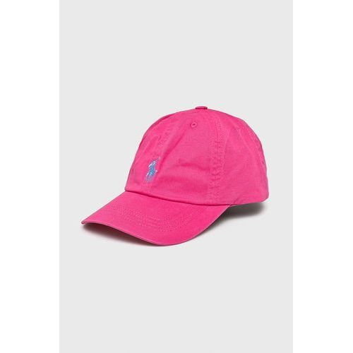 - czapka marki Polo ralph lauren