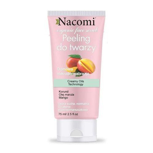 Peeling do twarzy przeciwzmarszczkowy 75ml Nacomi