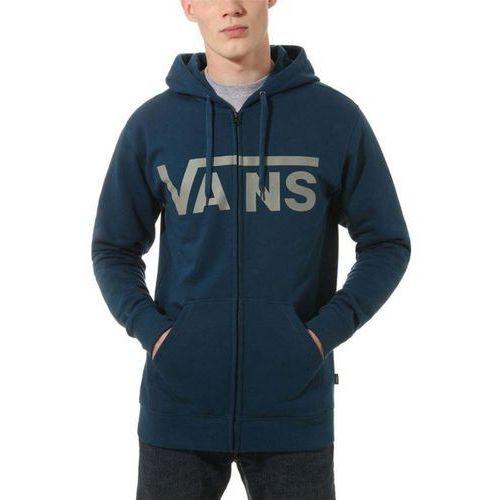 bluza VANS - Vans Classic Zip Hoodie Ii Gibraltar Sea (TTA) rozmiar: S