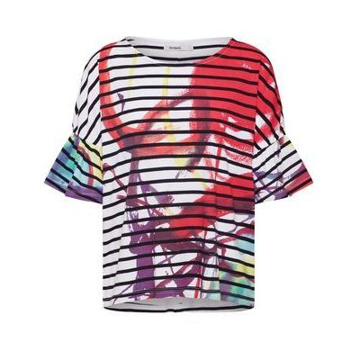 T-shirty damskie Desigual About You