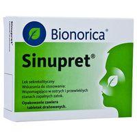 Sinupret 100 tabletek (5909997220727)