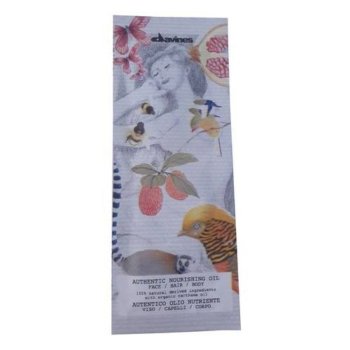 Davines authentic nourishing oil | olejek do twarzy, włosów i ciała - 6ml