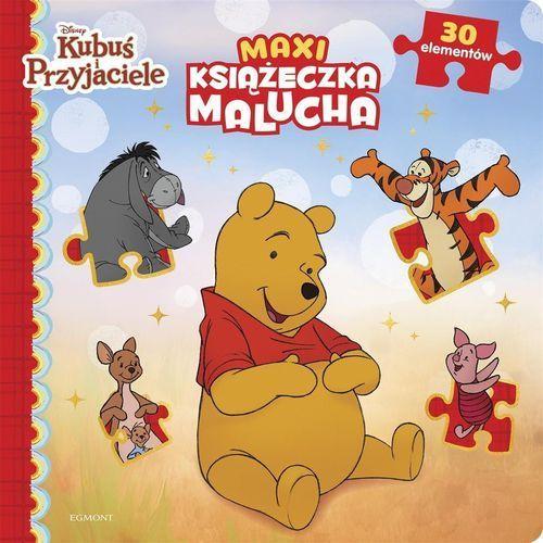 Kubuś i przyjaciele Maxi książeczka malucha- bezpłatny odbiór zamówień w Krakowie (płatność gotówką lub kartą). (10 str.)