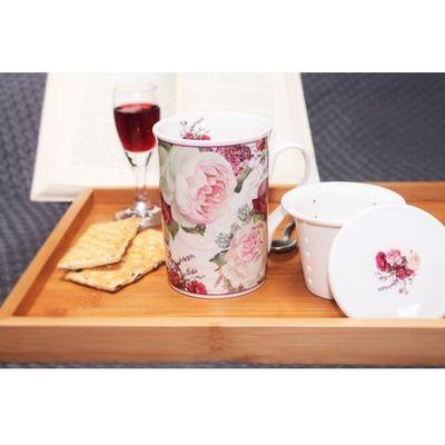 Kubki DUO / Roses serwisy-obiadowe24.pl