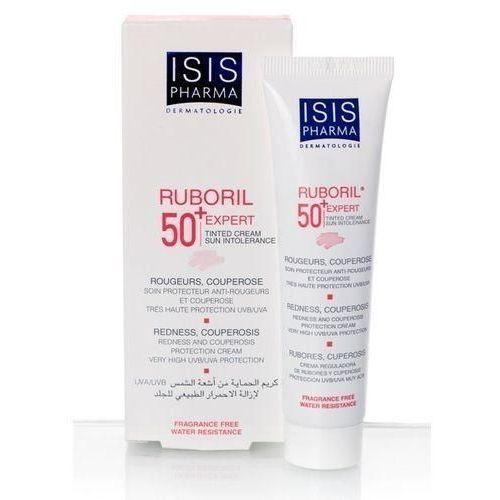 ISISPHARMA Ruboril Expert 50+ Krem do skóry naczynkowej 30ml