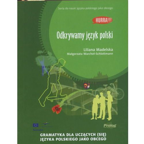 Odkrywamy język polski (204 str.)