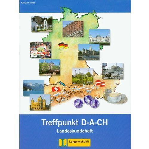 Treffpunkt D-A-CH 1 Landeskundeheft - Seiffert Christian - książka (9783468472169)