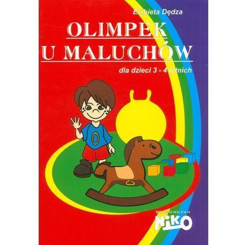 Olimpek u maluchów dla dzieci 3-4 letnich (9788392723028)