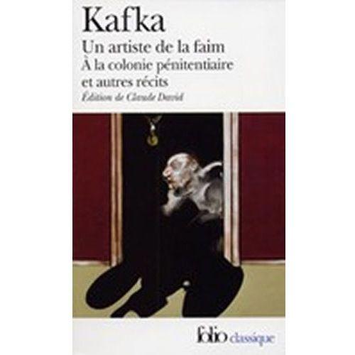 Un Artiste de la Faim (2191), Gallimard