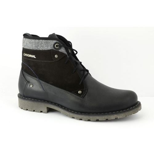 09080d4f2223a Tommy hilfiger Trapery - outdoor hiking detail boot fm0fm01755 ...