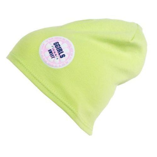 Czapka dziecięca bawełna modna beanie krasnal ciamajda - cd07-4 marki Tara