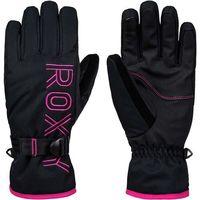 rękawice ROXY - Freshfield Gloves True Black (KVJ0) rozmiar: M