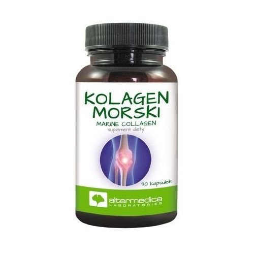 Marine Collagen Morski 90 kaps. (5907530440397)