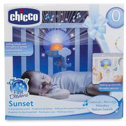 Zabawka CHICCO Panel na Łóżeczko Sunset Niebieski