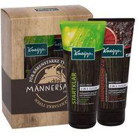 Kneipp Men 2 in 1 Body Wash zestaw Żel pod prysznic 200 ml + Żel pod prysznic 2w1 Men Only 2.0 200 ml dla mężczyzn (4008233145402)