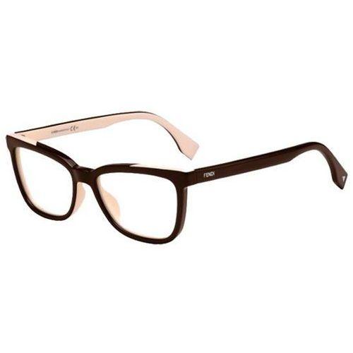 Fendi Okulary korekcyjne ff 0122 mg1