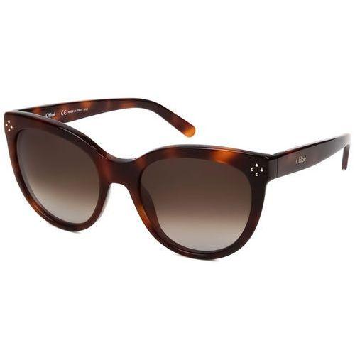 Chloe CE 767S 001 Okulary Przeciwsłoneczne Czarny
