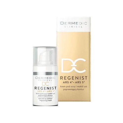 Biogened Dermedic regenist ars 4°- 5° krem pod oczy i wokół ust poprawiający kontur 15g