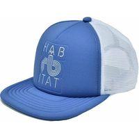 czapka z daszkiem HABITAT - Hb Low Fi Blue (MODRA)