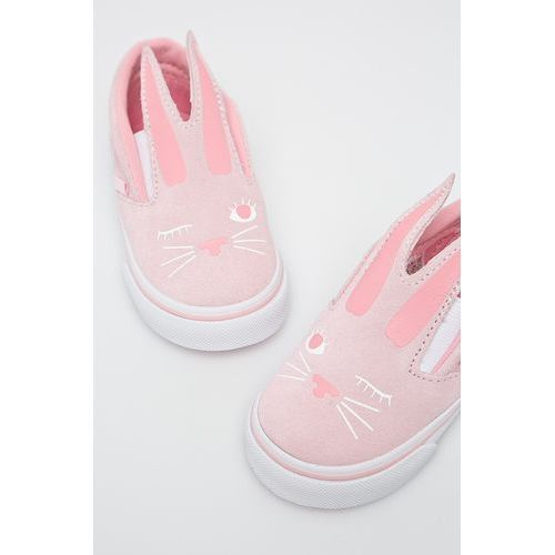 5add17cb4e603 ▷ Tenisówki dziecięce Slip-On Bunny Cha (Vans) - opinie / ceny ...
