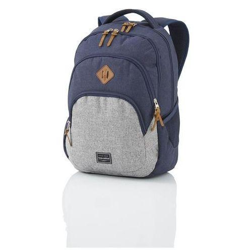 TRAVELITE BASICS Plecak Uniwersalny 22L Marine/Grau - Granatowy
