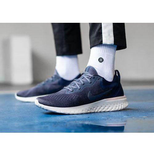 air odyssey react `blue / dark obsidian / crimson tint / blue... marki Nike