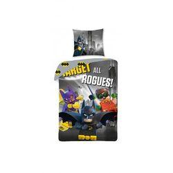 Lego Pościel batman 140x200cm 1y32bf