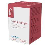 F-Folic Acid 400 (kwas foliowy + inulina) 60 porcji