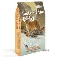 Taste of the Wild Canyon River Feline - 2 x 7 kg| Darmowa Dostawa od 89 zł i Super Promocje od zooplus!