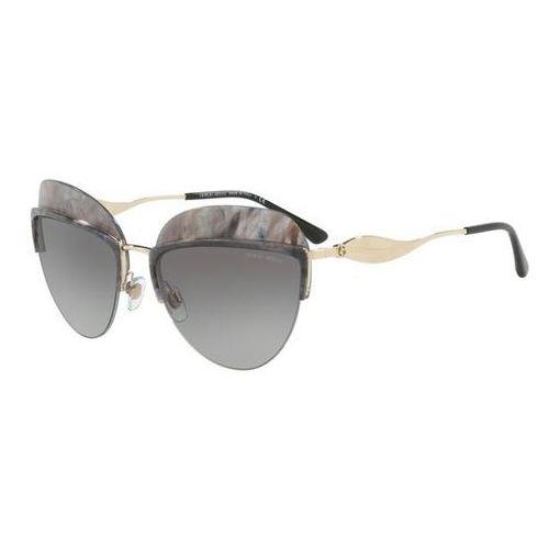 Okulary słoneczne ar6061 318611 marki Giorgio armani