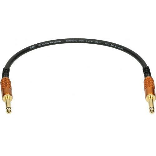 Zdjęcie produktu Klotz kabel gitarowy do efektów 0.9m