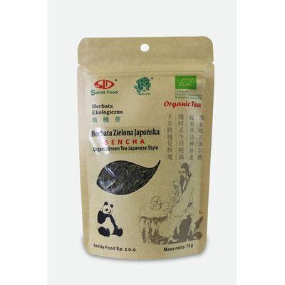 Zielona herbata SOLIDA FOOD (tofu sojowe, kasztany, sosy, herbaty) biogo.pl - tylko natura