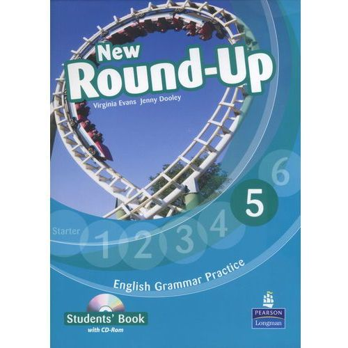 New round up 5 Student`s Book+Cd, Evans Virginia, Dooley Jenny