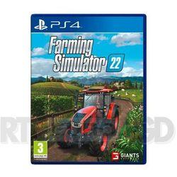 Farming Simulator 22 Gra playstation 4 CENEGA