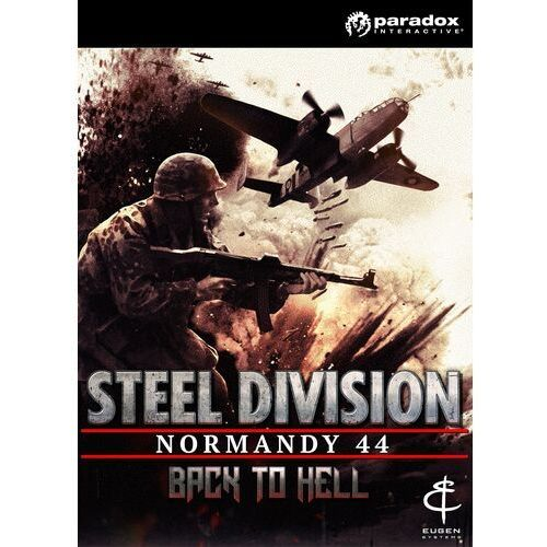 Paradox interactive Steel division normandy 44 steam cd-key