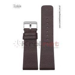 Tekla Pasek tk114br/28 - brązowy, diesel, fosil, ck