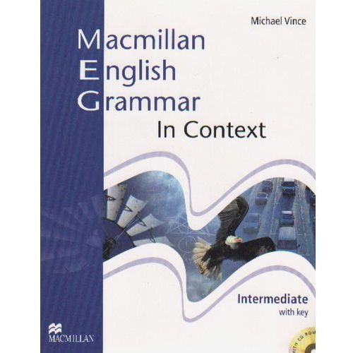 Macmillan English Grammar in Context, Intermediate, Student's Book and CD-ROM with Key (2008)