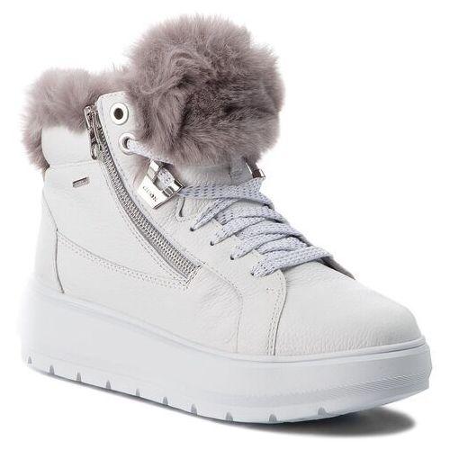 Sneakersy D Deynna C D846FC 004AU C7357 Dk Burgundy (Geox)
