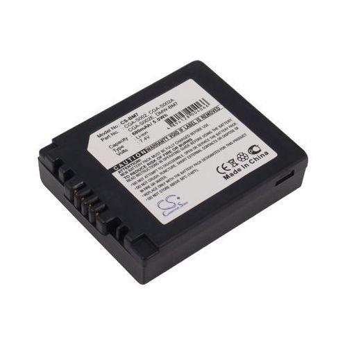 Panasonic CGA-S002 / DMW-BM7 680mAh 5.03Wh Li-Ion 7.4V (Cameron Sino) (4894128004066)