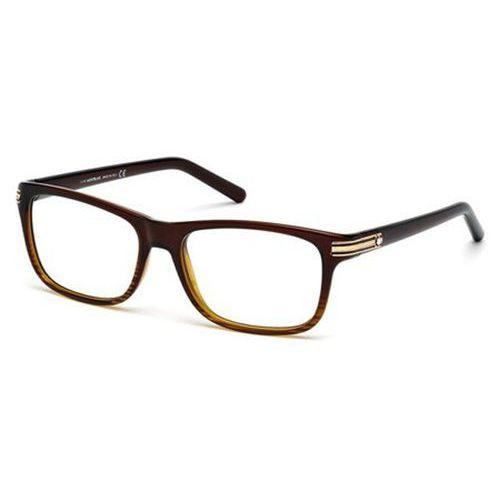 Okulary korekcyjne mb0532 050 Mont blanc