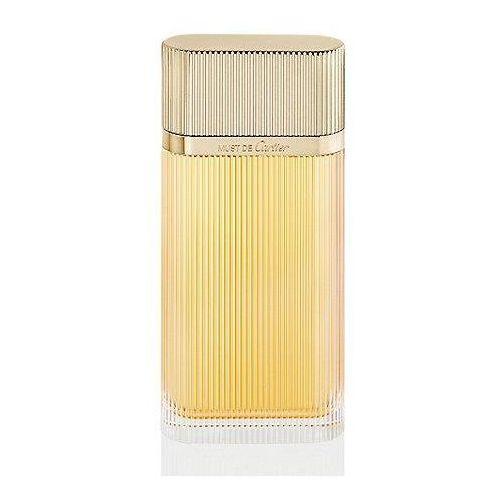 Must De Cartier Gold woda perfumowana spray 50ml - Cartier. DARMOWA DOSTAWA DO KIOSKU RUCHU OD 24,99ZŁ