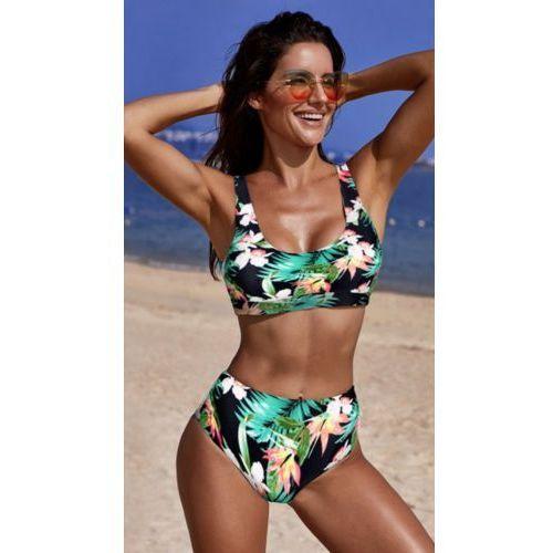 Strój kąpielowy Saanvi Tropical XXL