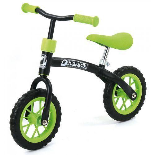 rowerek biegowy e-z rider 10 black green marki Hauck
